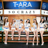 T-ara - so crazy korean ver mp3