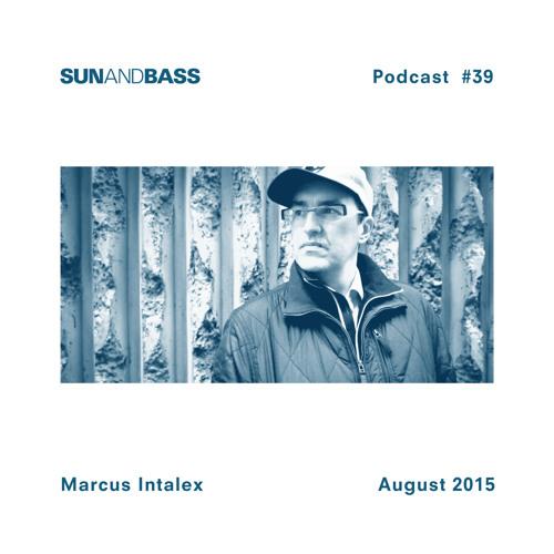 SUNANDBASS Podcast #39 - Marcus Intalex