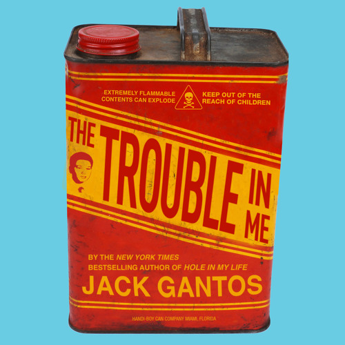 The Trouble in Me by Jack Gantos audiobook excerpt