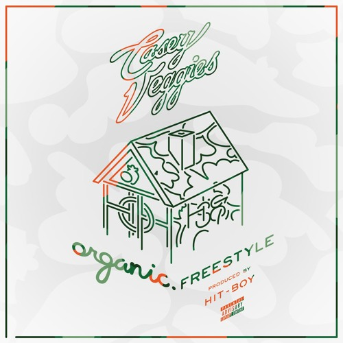 Casey Veggies - Organic (prod. Hit-Boy)