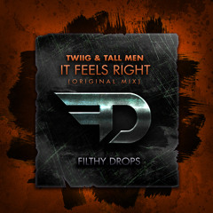 TWIIG & Tall Men - It Feels Right (Original Mix)