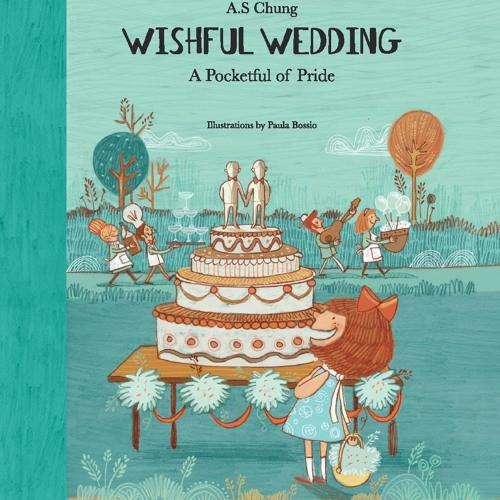 Radio Interview: Wishful Wedding by A.S. Chung With Gordon Wilson