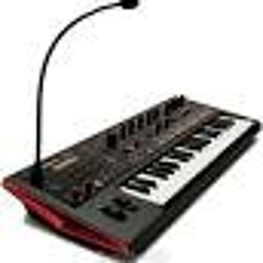 variation roland JD - Xi live jam by lubos _ hnev