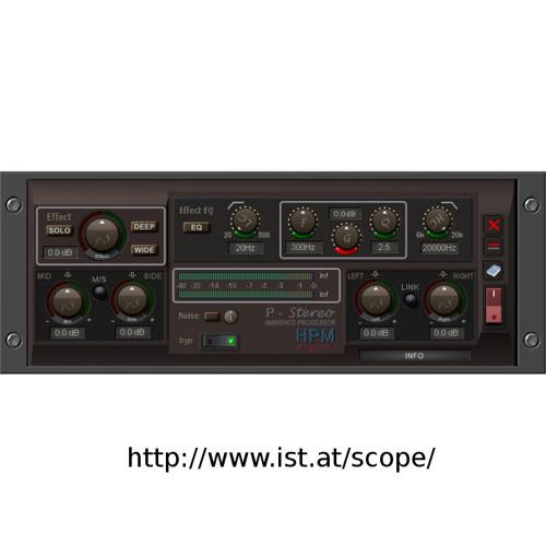 """HPM Digital """"P-Stereo Prosessor"""" Test"""