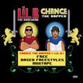 Lil B x Chance The Rapper First Mixtape Artwork