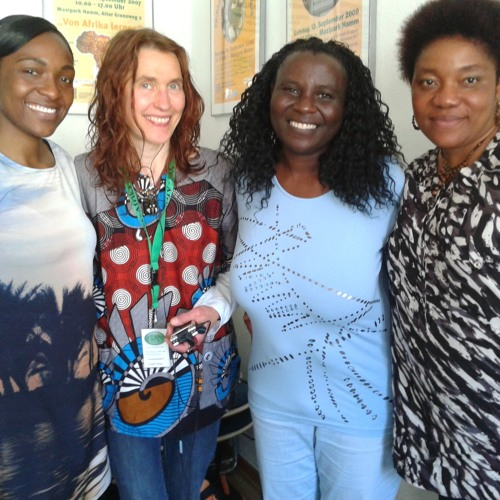 Yes Afrika Women's Forum 2015 Podcast 5