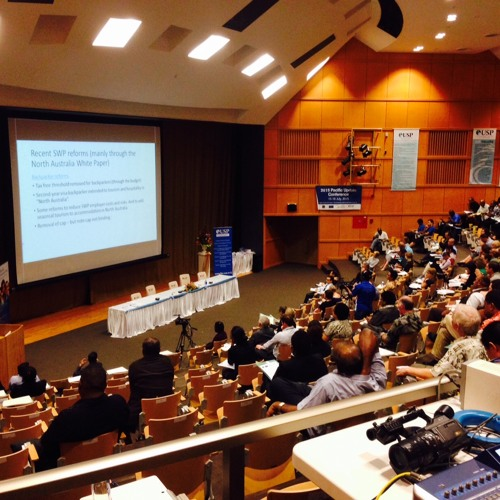2015 Pacific Update - Stephen Howes - Developments on Pacific labour mobility