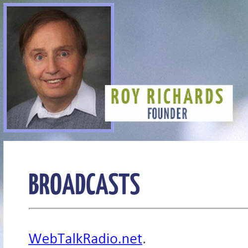 Roy Richards - Middle Age Can Be Your Best Age, August 5, 2015, with guest Stuart Furman