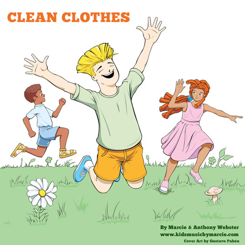 Clean Clothes- (Marcie & Anthony Webster)