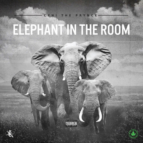 CyHi The Prynce - Elephant In The Room (Kanye West Diss)