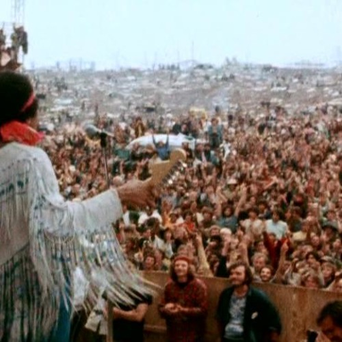 a reflection on the 1969 woodstock festival as a cultural event