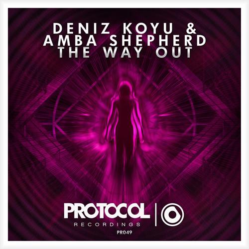Deniz Koyu & Amba Shepherd - The Way Out // OUT NOW