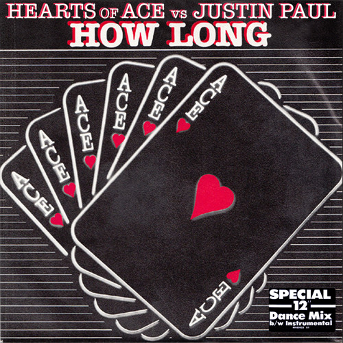 "Hearts of Ace vs Justin Paul ""How Long (Vocal Rework)"""