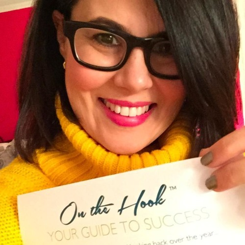 Stefanie Ziev is kick starting a 21 Day Challenge to get you On The Hook.