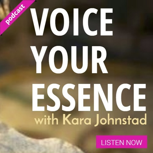 CREATION IS A MESSY PROCESS   Giving Birth To Your Message with Kara Johnstad