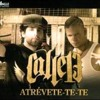 Atrevete te By Calle 13 feat  R. Kelly, Wisin y Yandel, Burn it up mix