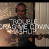 Drag Me Down - One Direction // Trouble - Taylor Swift MASHUP