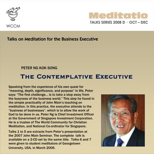 The Contemplative Executive