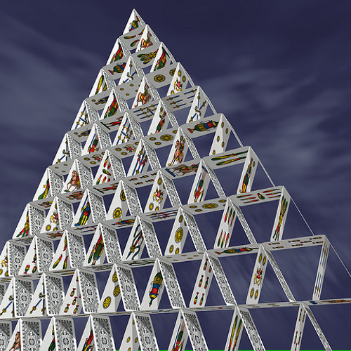 tower of spades