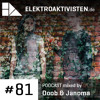 Doob & Janoma I Kingdom of Sloths I elektroaktivisten.de Podcast #81