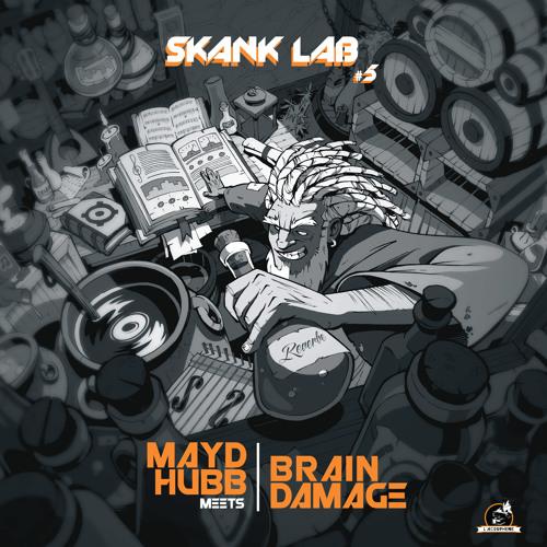 Teaser - Skank Lab #5 - MAYD HUBB meets BRAIN DAMAGE