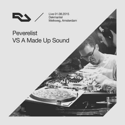 RA Live 2015.08.01 - Peverelist VS A Made Up Sound, Dekmantel