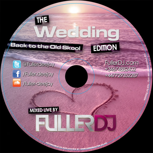 """The Wedding Edition Vol 2 """"back to the oldskool"""""""