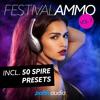 Festival Ammo Vol 3 (400+ samples, 45+ MIDI files, 50 Spire presets)