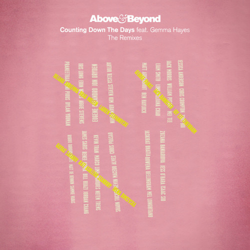 Above & Beyond feat. Gemma Hayes - Counting Down The Days (The Remixes)