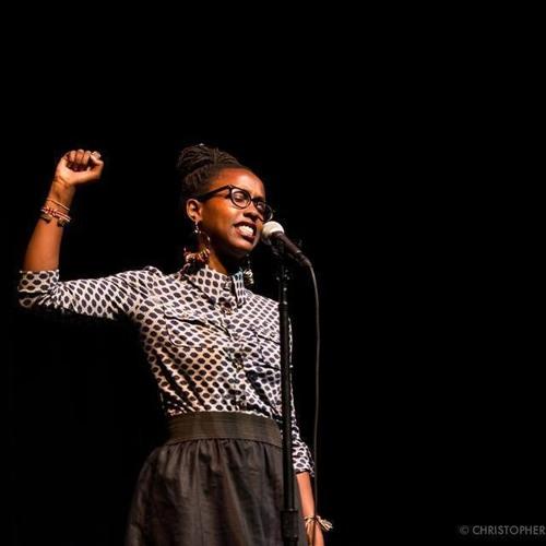 Audio Portraits: Mwende Katwiwa (AKA FreeQuency) of Slam New Orleans
