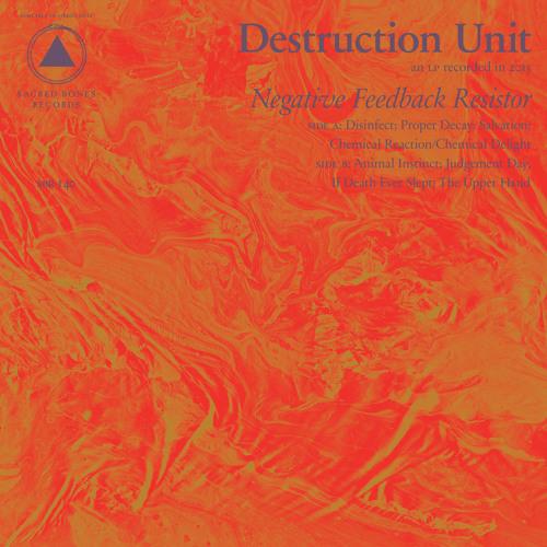 Destruction Unit - The Upper Hand