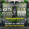 TURNO + STORMIN (RANDOM CONCEPT & BREAKIN SCIENCE : THE WAREHOUSE PARTY)