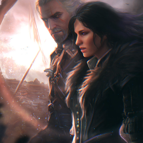 THE WITCHER 3 - Yennefer's Song / Pieśń Yennefer (fanmade)