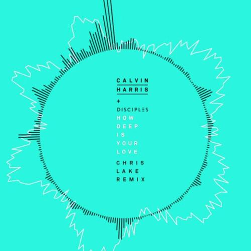 Calvin Harris & Disciples - How Deep Is Your Love (Chris Lake Remix)