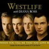 When You Tell Me that You Love Me - Westlife feat.  Diana Ross