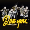 BIGBANG - I Love You (2NE1)   YG Family Concert