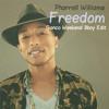 Pharrell Williams - Freedom ( Ganco Weekend Bboy Edit )