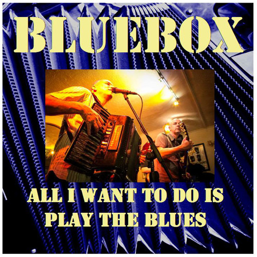 All I Want To Do Is Play The Blues