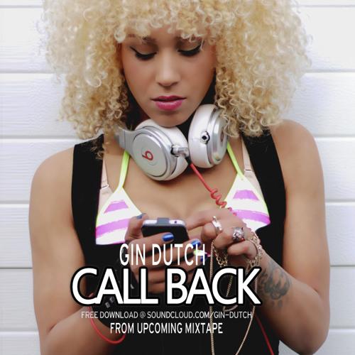 Gin Dutch - Call Back