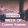 WEEK OF: Cosmo Kramer // One // Cosmic Creamer (Made with one video sample)