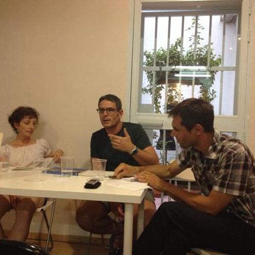 Presentación CiudadHorizontal Madrid 07072015