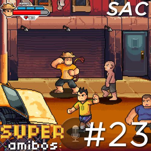 SAC 23 - Como Configura os Botões da Demo? (com Evandro de Freitas e Douglas Feer)
