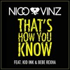 Nico & Vinz - That's How You Know (TRP Bootleg)