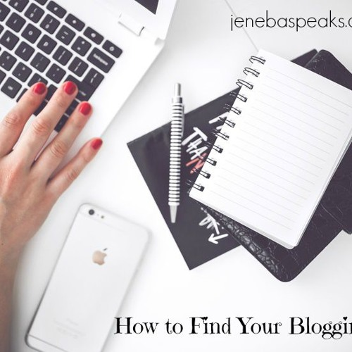 Episode 8: How To Find Your Blog Voice & Fight Writer's Block