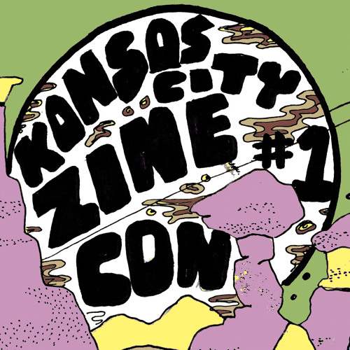 KC Zine Con Radio Spot