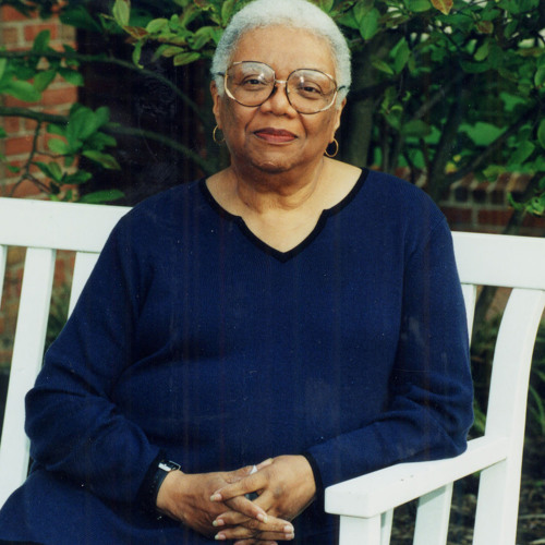 """Lucille Clifton reads """"won't you celebrate with me"""""""