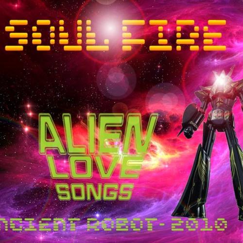 """Alien Love Songs"" vol 1-PROMO- Ancient Robot"