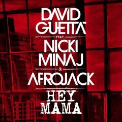 David Guetta - Hey Mama (Official Original Video) Ft Nicki Minaj, Bebe Rexha & Afrojack