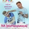DIA- Plattenpussys Live @ JAAS 2015 mp3