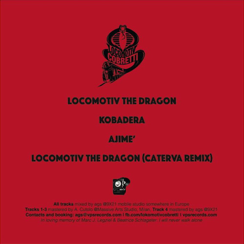 Lokomotiv Cobretti - Dragon - Caterva Rmx